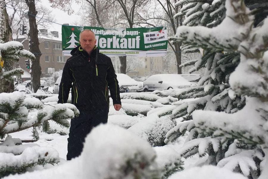 Weihnachtsbaum Theisen - Markus Theisen
